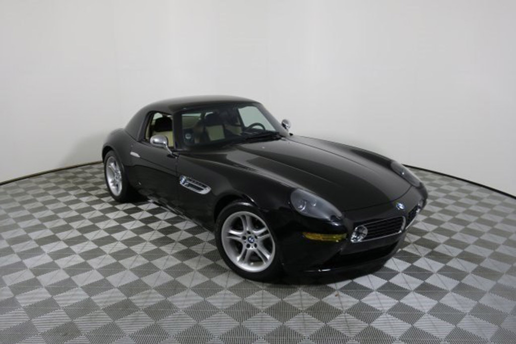 Autotrader Find: Low-Mileage BMW Z8 for $300,000