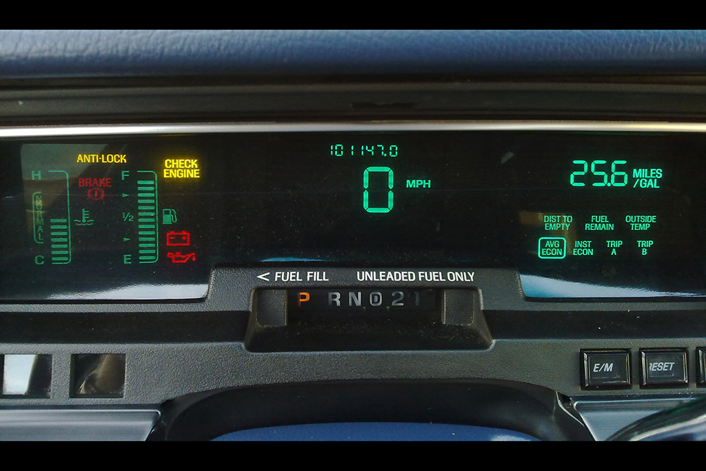 When Did Cars Get Computerized?
