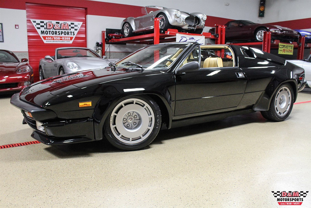 Autotrader Find: 1987 Lamborghini Jalpa