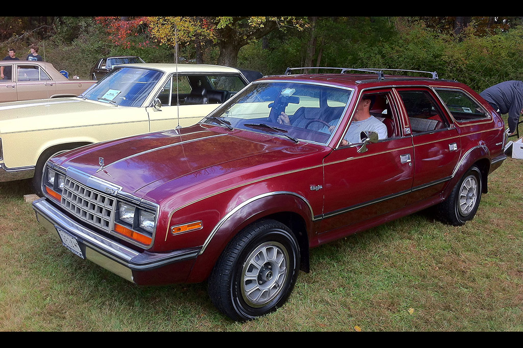 AMC Eagle: No, Seriously, This Was the First Crossover SUV