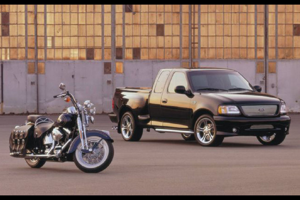 What Ever Happened to the Ford F-150 Harley Davidson?