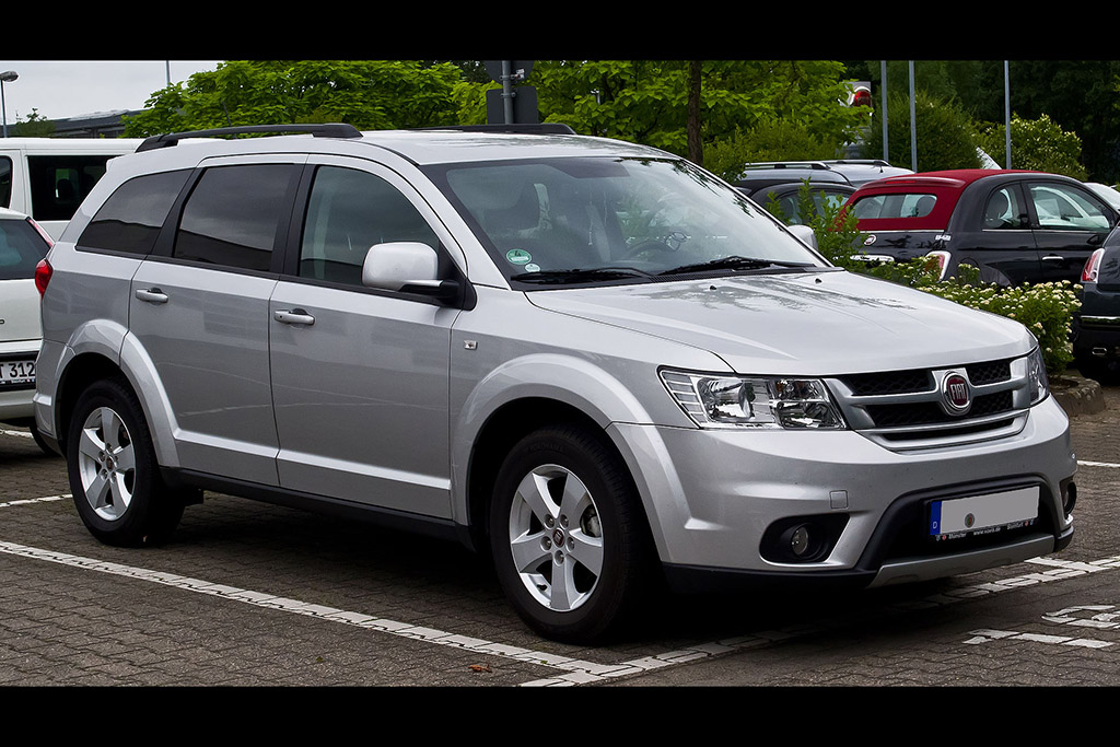 How Do You Get Italians to Buy a Dodge Journey? Call it a FIAT!