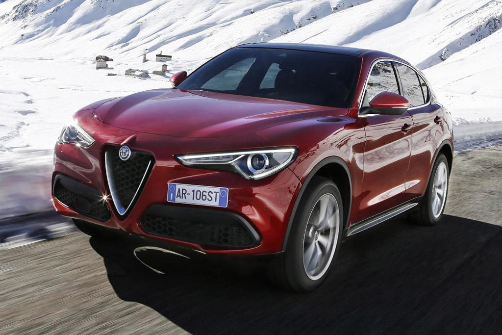 The Alfa Romeo Stelvio Is Sacrilege, and It'll Save Alfa