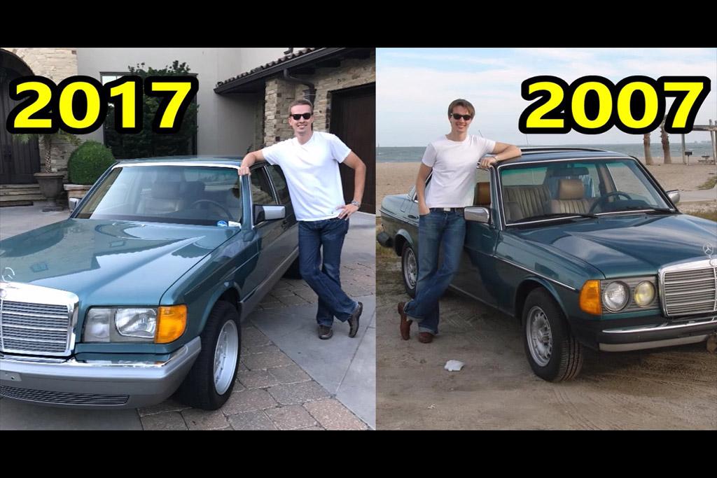 Mercedes Diesels: 10 Year Ownership Report