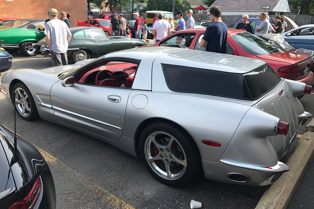 I Saw This Chevy Corvette Sport Wagon