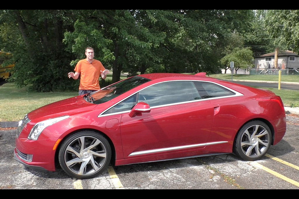 The Cadillac ELR Was a Truly Terrible Value