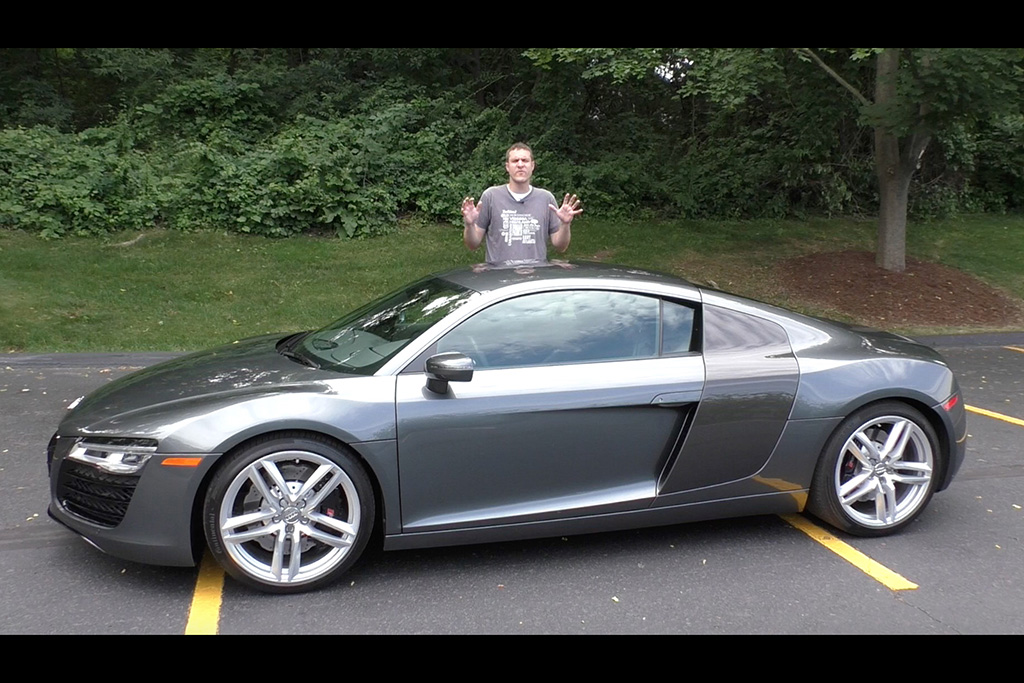 Here's Why the Original Audi R8 Was Such a Huge Success