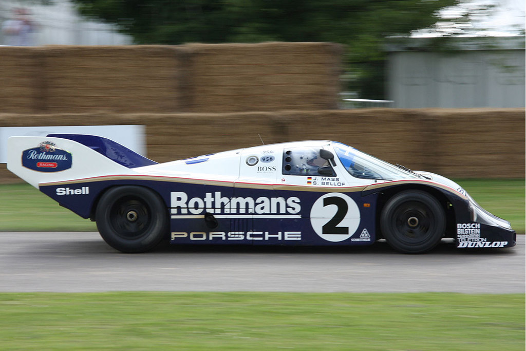 The Porsche 956's 1983 Nurburgring Nordschleife Lap Record Has Never Been Broken