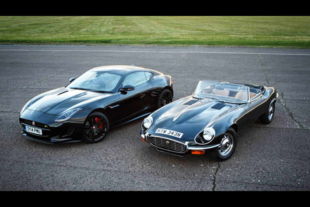 I'm so Glad the Jaguar F-TYPE Doesn't Look Like the E-Type