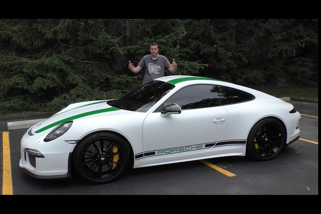 The Porsche 911R Isn't Worth $500,000 (But It's Amazing)