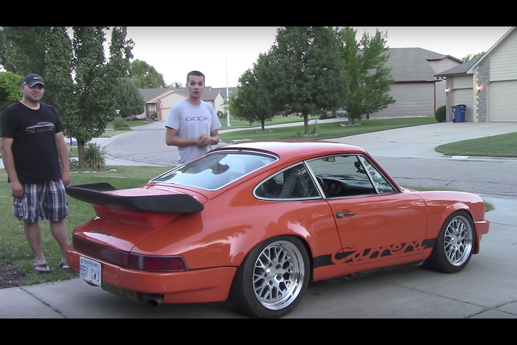 What Makes a Porsche an Outlaw?