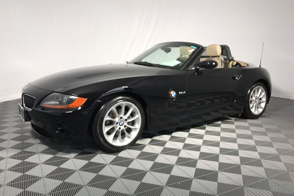 The BMW Z4 Is Surprisingly Cheap (and Cool)