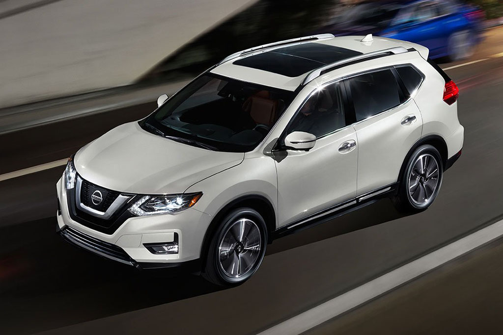 The Nissan Rogue Has Become a Top 10 Best-Selling Car