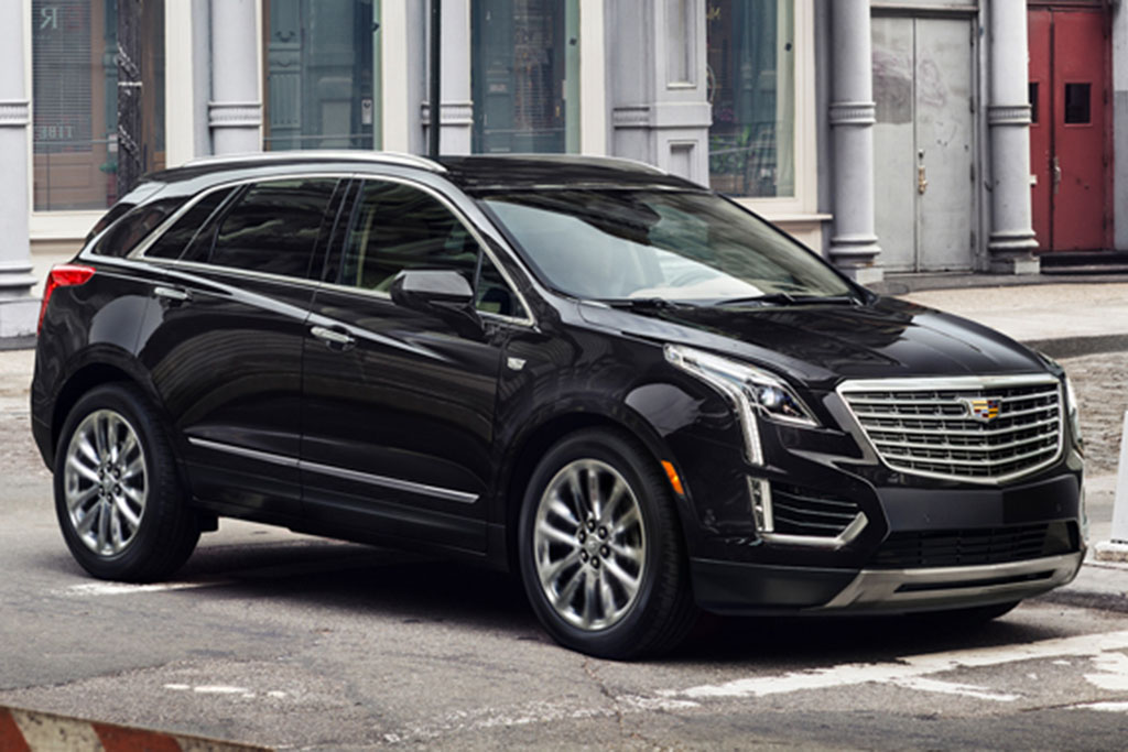 Cadillac Needs Sporty SUVs to Match Its Sporty Cars