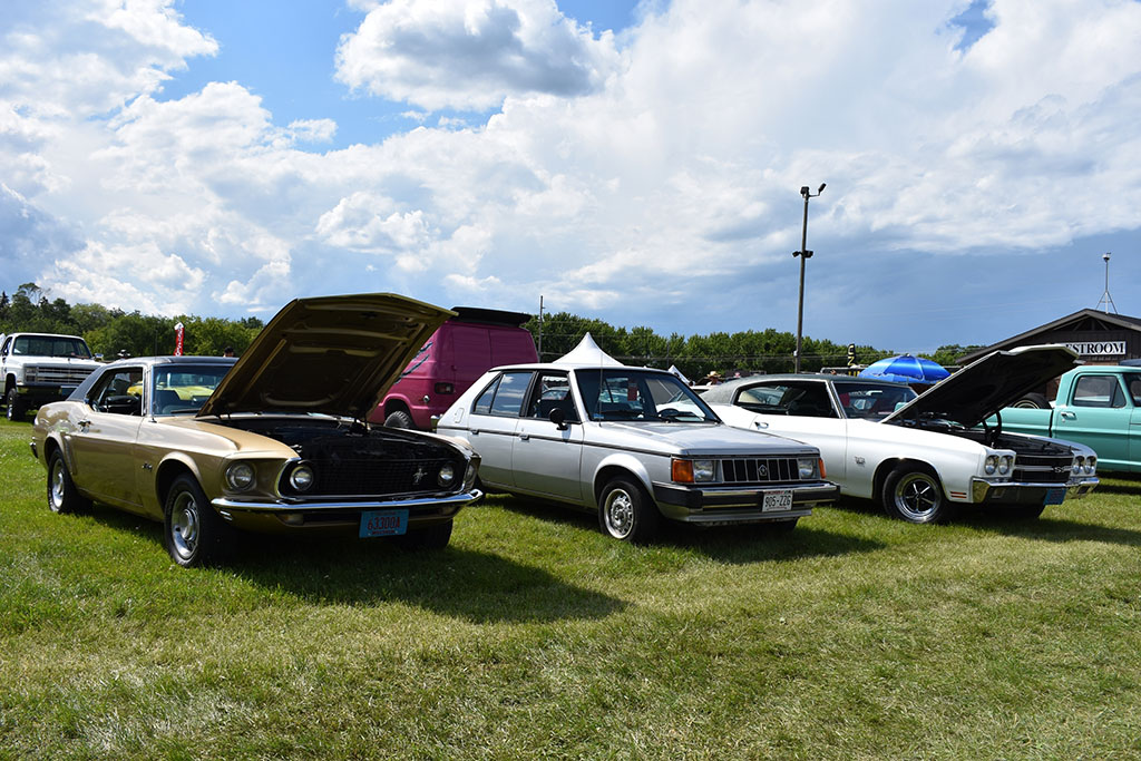 My Plymouth Horizon Got a Lot of Attention at the Iola Car Show