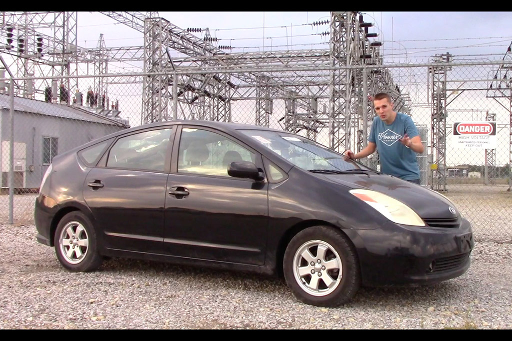 I Bought a Cheap Toyota Prius ... With a Dead Hybrid Battery