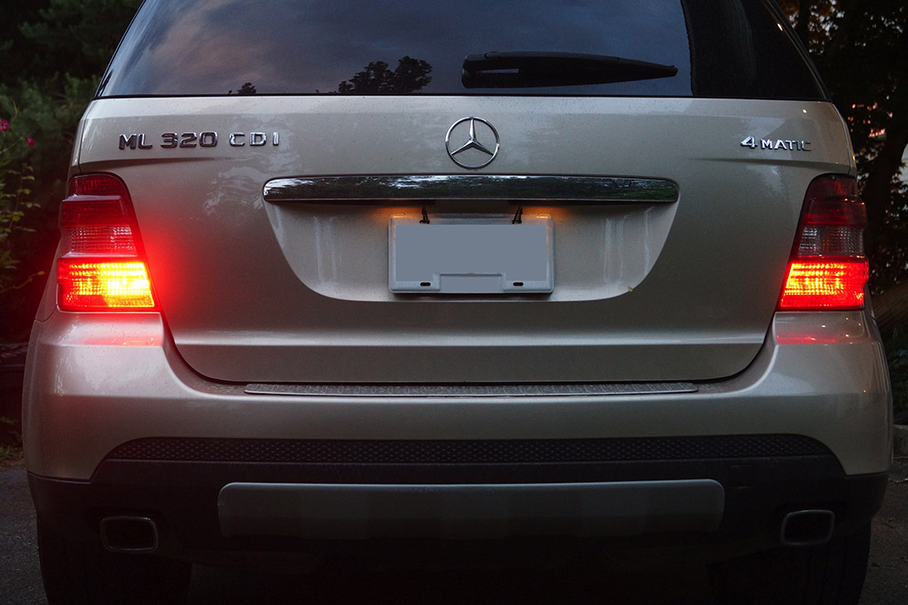 Don't Drive With Your Rear Fog Light on