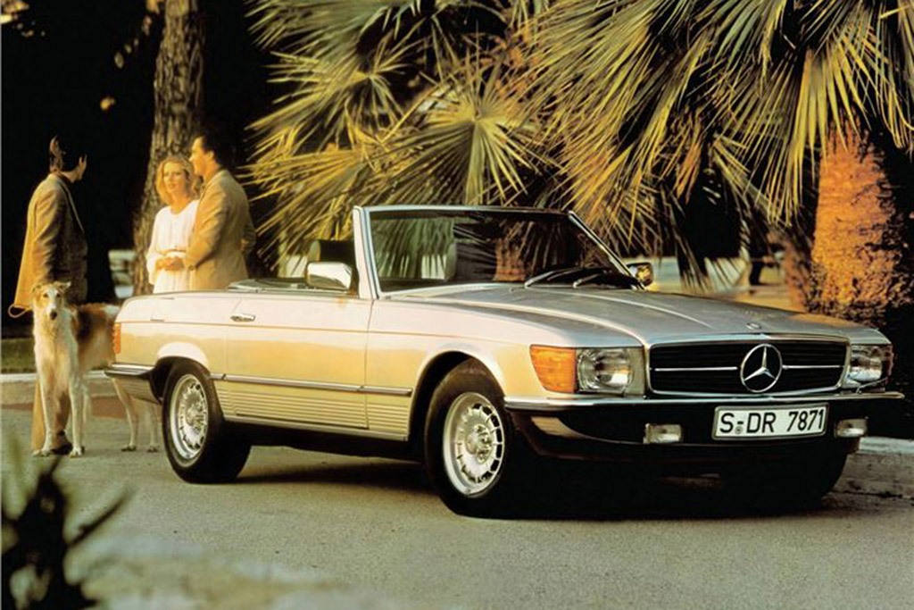 Am I the Only One Who Hates the 1970s-1980s Mercedes SL?