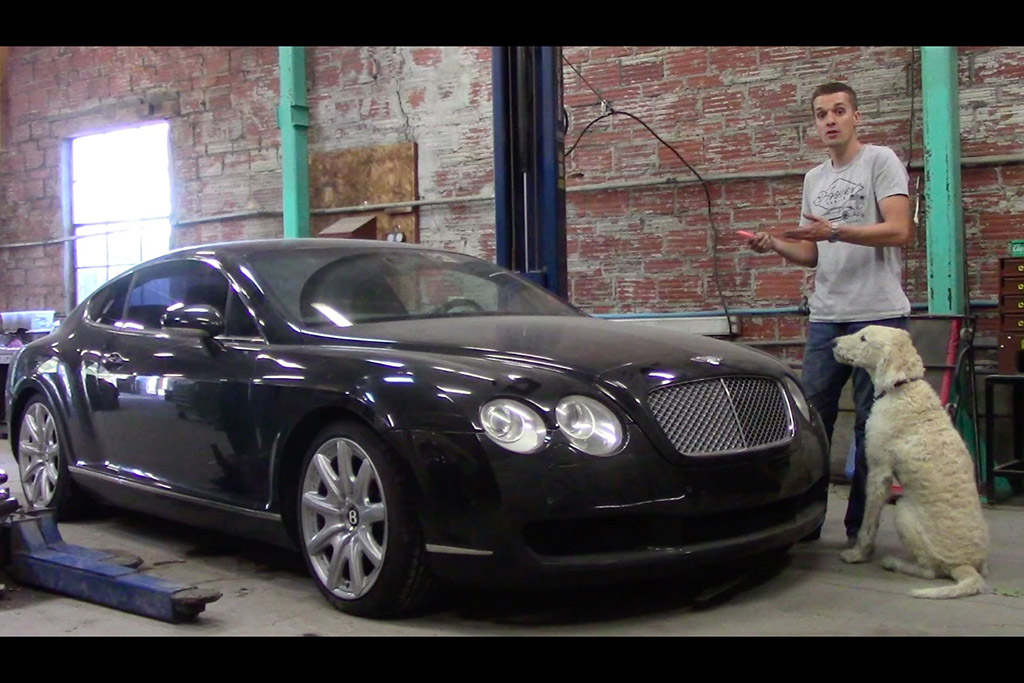My Bentley Continental GT Spent 10 Years in Russia -- and It Has Stories to Tell