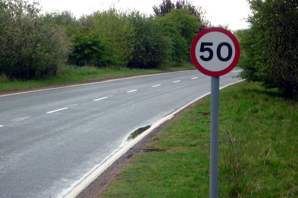 Newsflash: The UK Uses Miles Per Hour