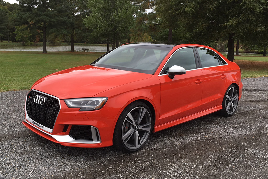 First Impressions: The Audi RS 3 Is Incredible