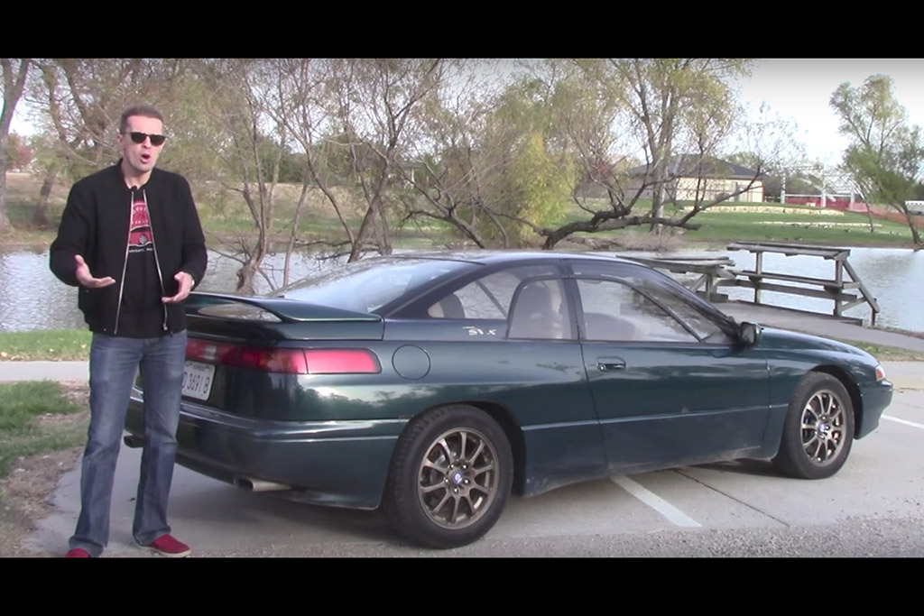 I Bought the Cheapest Subaru SVX in the United States