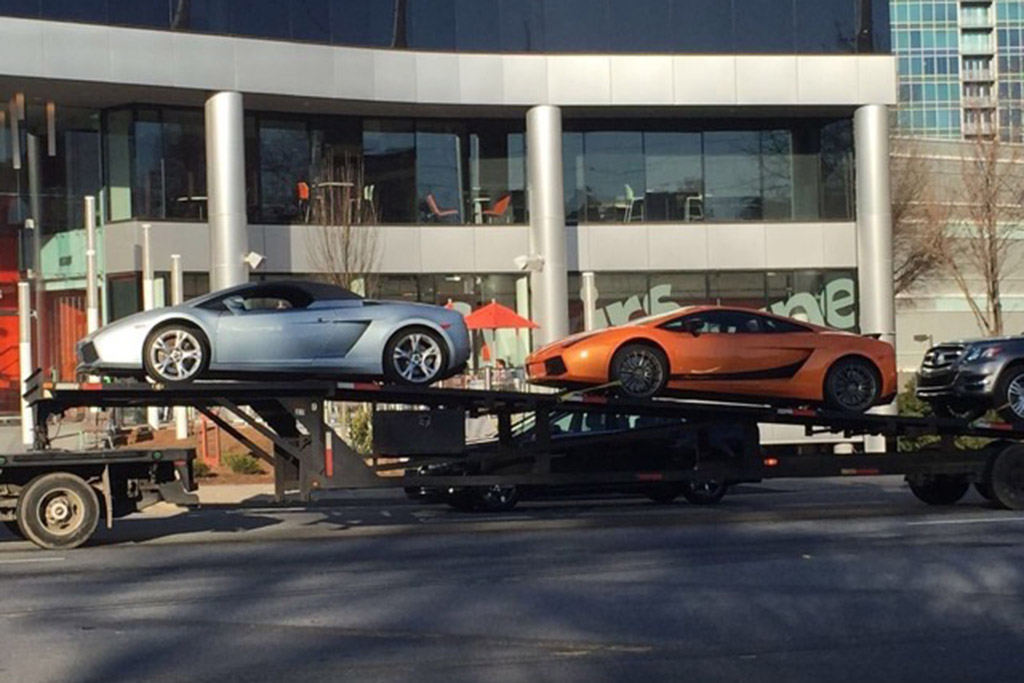 Here's a Great Story About Finding 2 Stolen Lamborghini Gallardos
