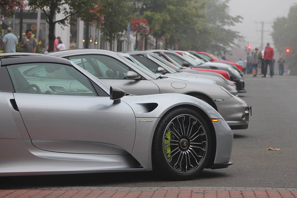 Caffeine and Carburetors: The Amazing Cars and Coffee of New Canaan