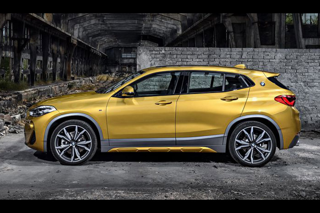 BMW Will Soon Have 7 SUVs