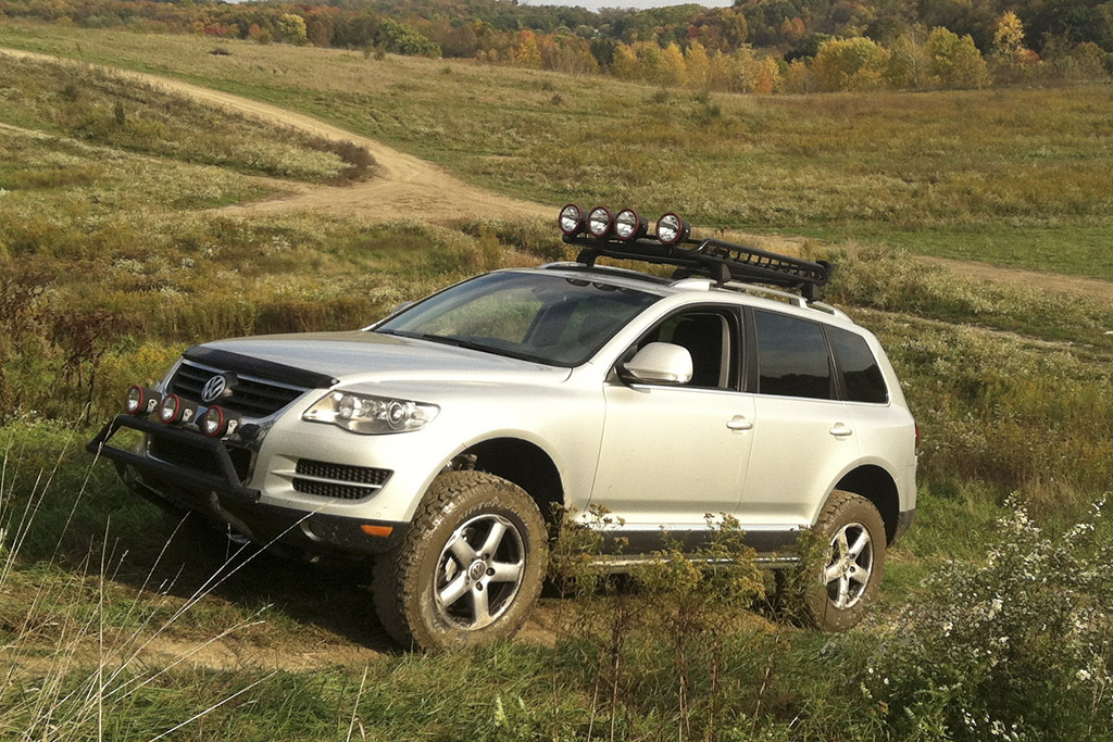 These Were the Coolest Versions of the Volkswagen Touareg