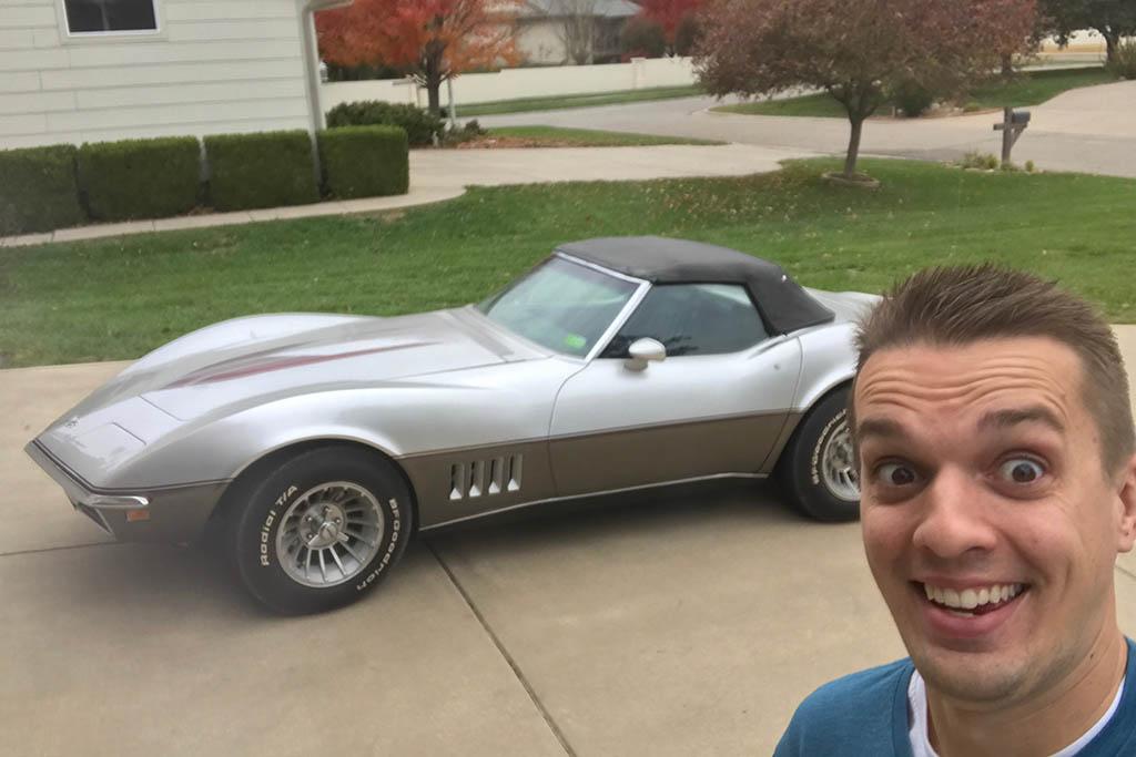 Here's What Makes the 1969 Chevrolet Corvette Better Than the New 2017 Corvette Stingray