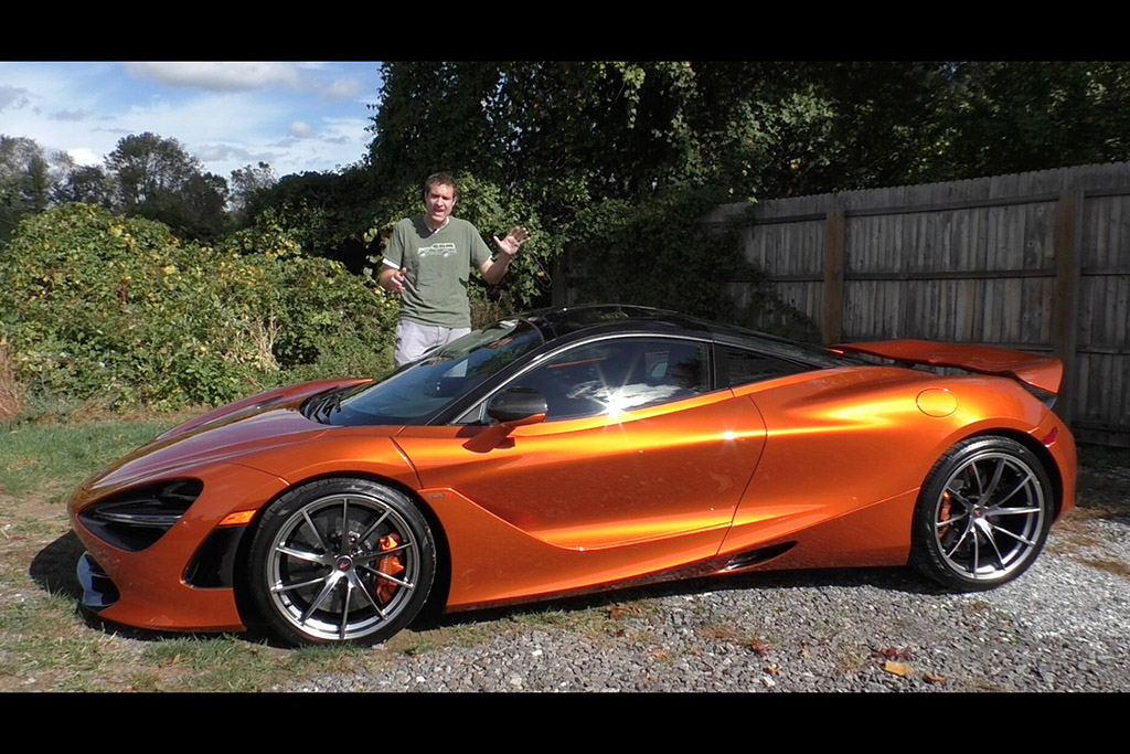 Here's Why the McLaren 720S Is Worth $300,000