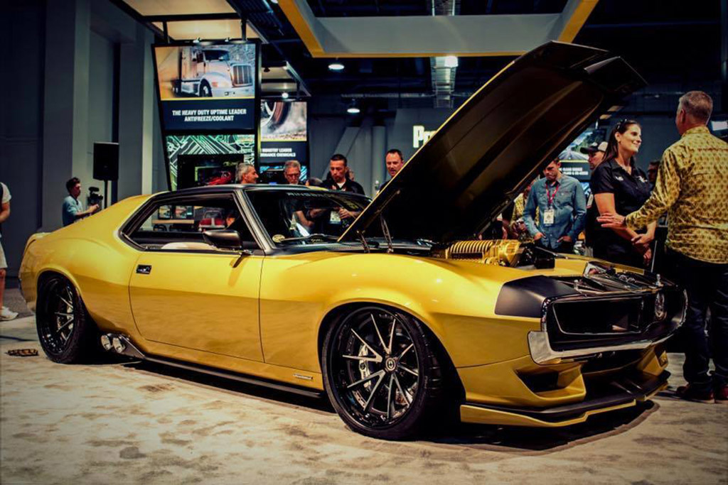 The 5 Coolest Concepts From the SEMA Show