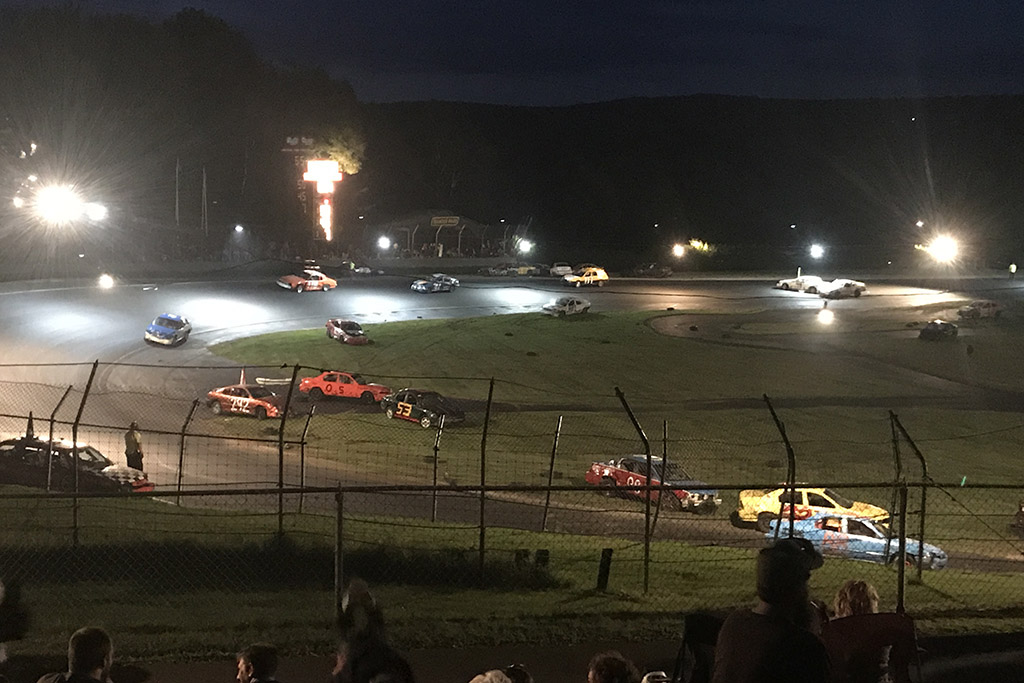 Move Over Formula 1: This Is the Ridiculous Thunder Road Speed Bowl