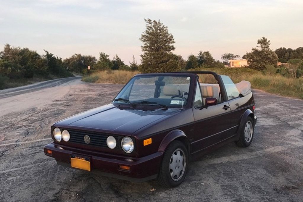 "1993 Volkswagen Cabriolet ""Collector's Edition"": Ownership Update"