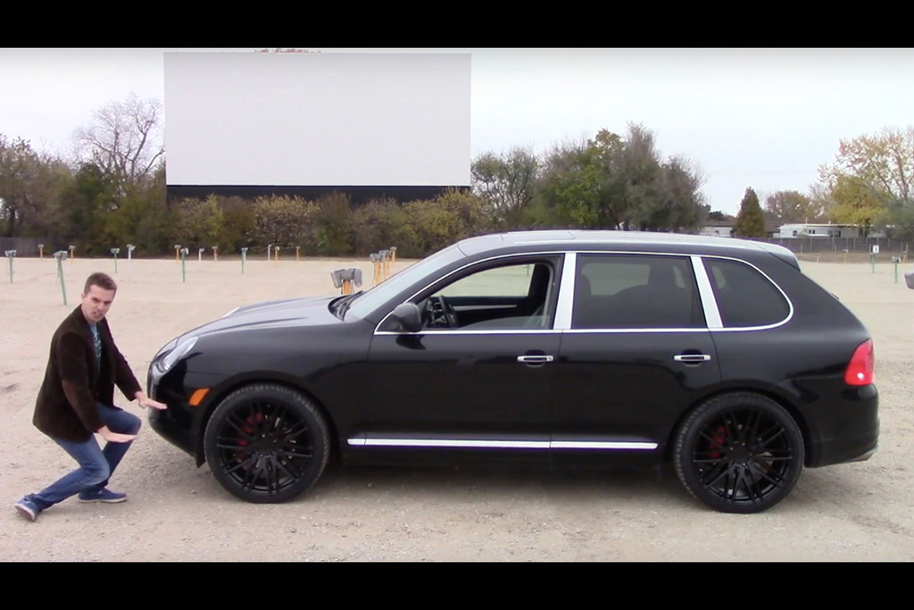 6 Months With the Cheapest Porsche Cayenne Turbo in the USA