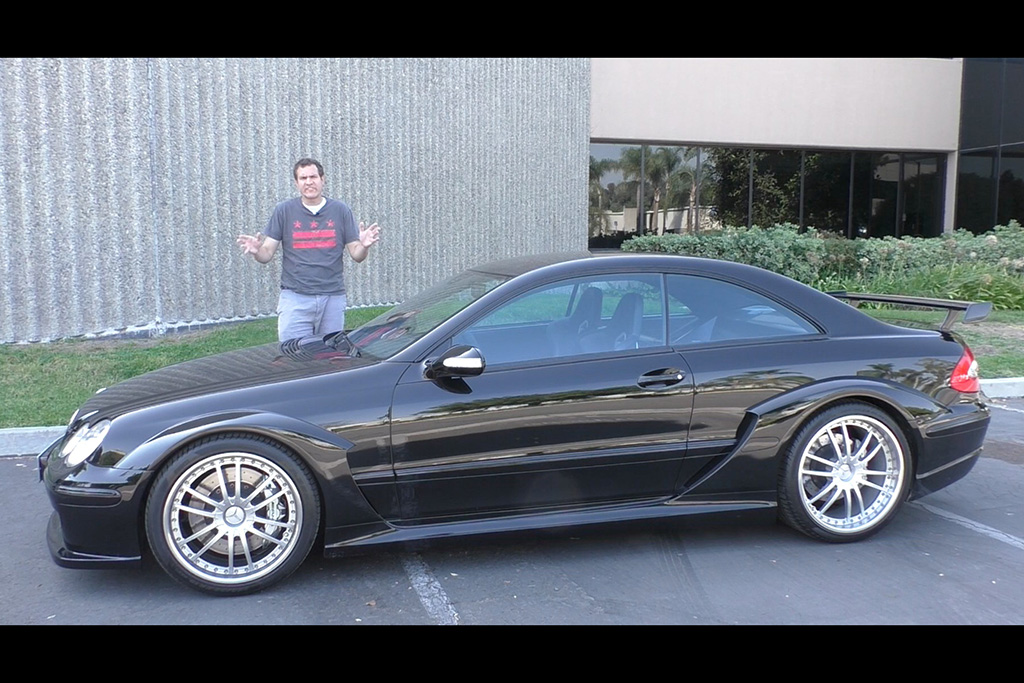 Here's Why the Mercedes-Benz CLK DTM Is Worth $400,000