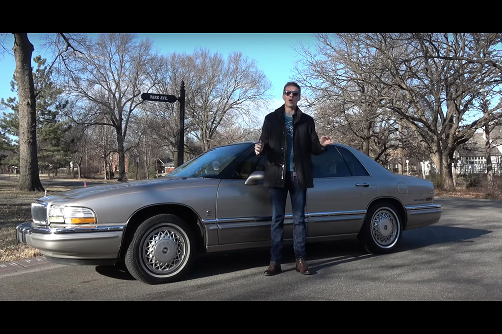 Video | An Old Buick Is the Best Used Car Value for Broke Millennials