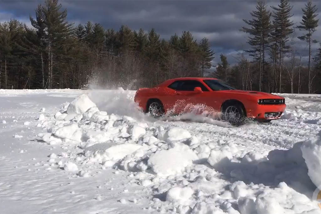 Here Are 11 Enthusiast Cars for Snowy Climates