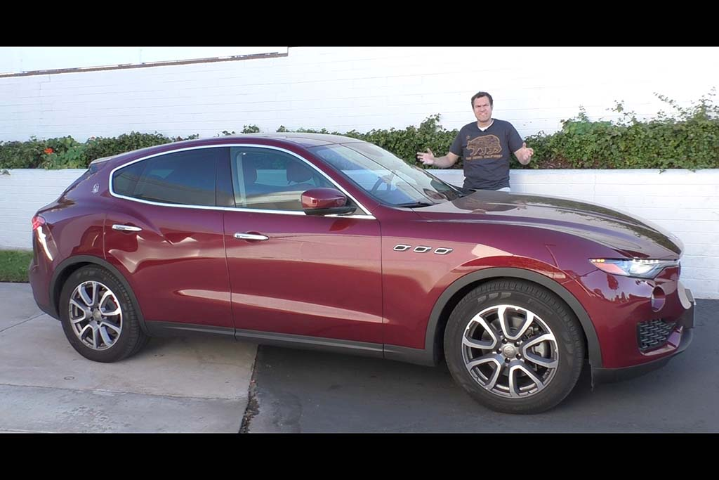 Here's What I Think of the Maserati Levante