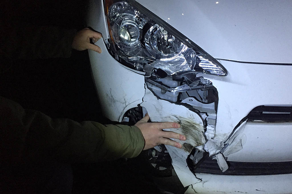 How I Solved a New Year's Eve Hit and Run in Just 24 Hours