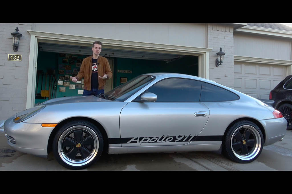 Video | I Fixed a Big Mistake I Made With My Porsche 911 LS-Swap Project