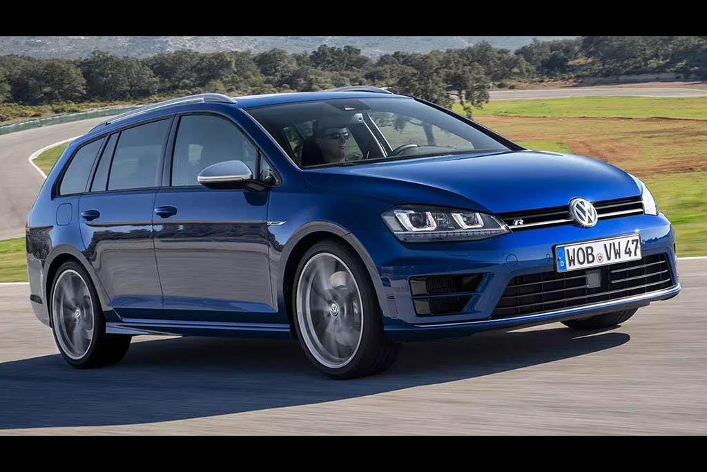 There Are A LOT of Variations of the Volkswagen Golf