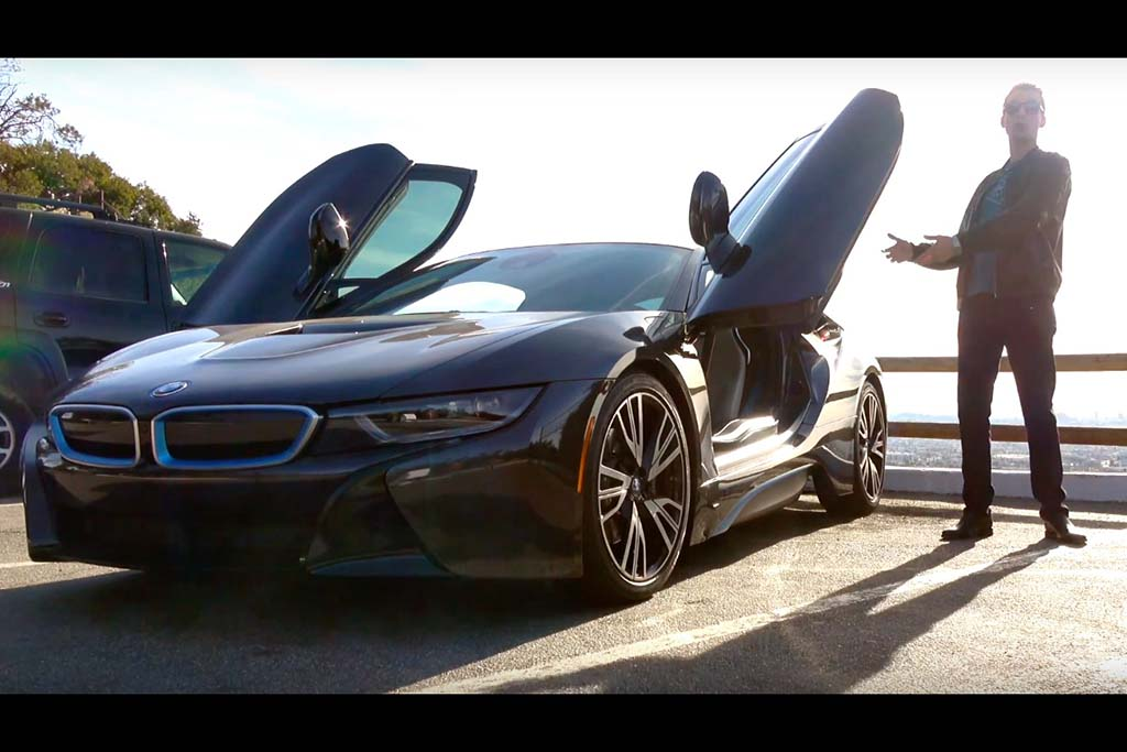 Video | Here's Why the BMW i8 Is Depreciating Rapidly