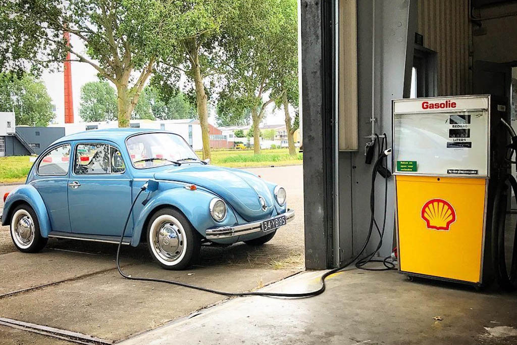 Prediction: Many Vintage Cars Will Soon Be Converted to Electric