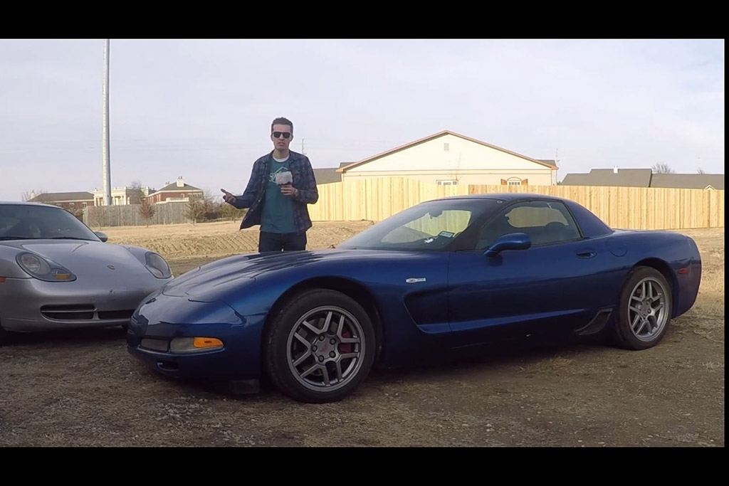 Video | I Bought the Cheapest Chevrolet Corvette Z06 in the US