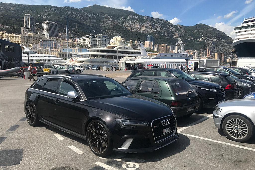 I Really Wanted an Audi RS6 Avant
