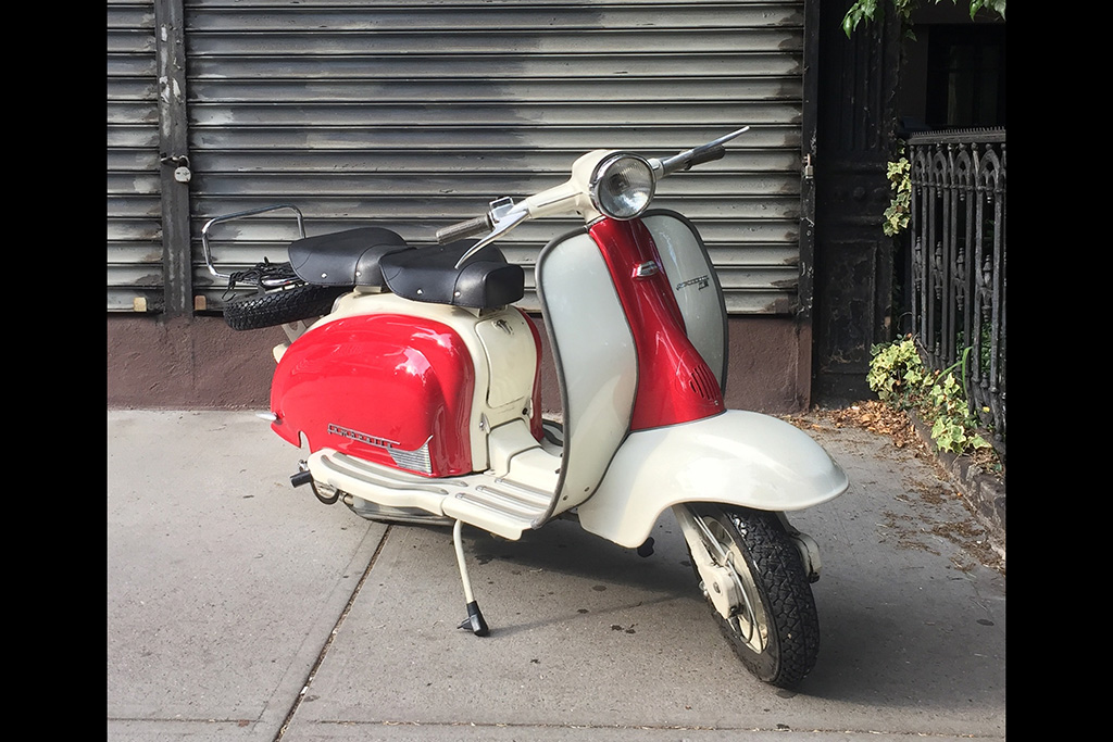 My Vintage Scooter Is Worth More Than Both of My Cars