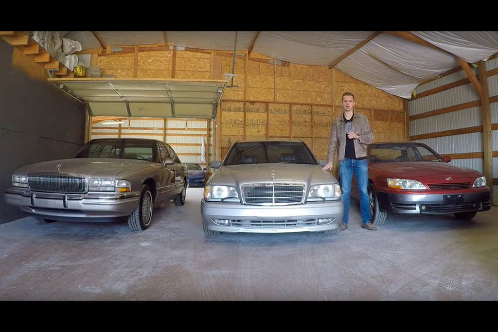 These Automakers Had Very Different Approaches to Luxury in the 1990s