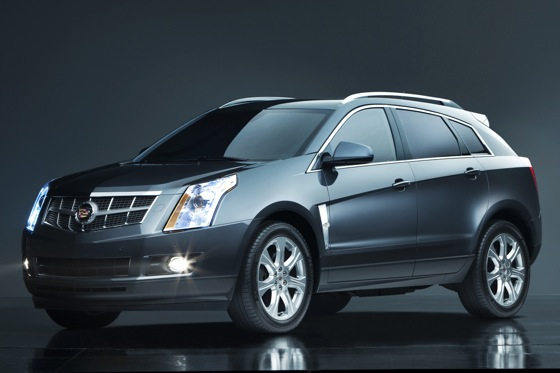 Cadillac Recalls 2011 SRX for Airbag Issue